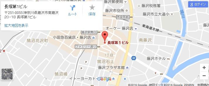 エタラビ藤沢店の地図