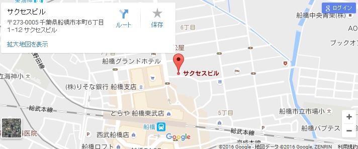エタラビ 船橋店の地図