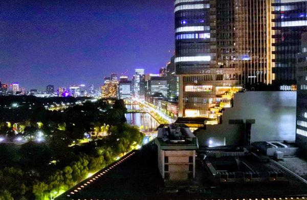 帝国ホテル 東京 インペリアルラウンジ アクア 口コミ