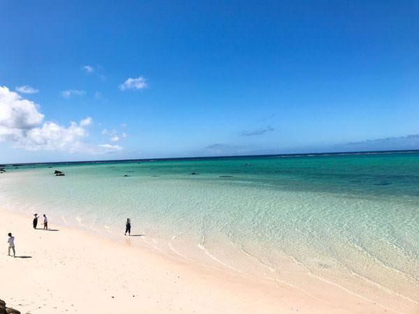 下地島空港【宮古島】17エンド・干潮時に現れる幻のビーチと絶景を堪能