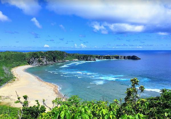 辺戸岬 沖縄本島最北端から絶景と与論島を臨む女子旅