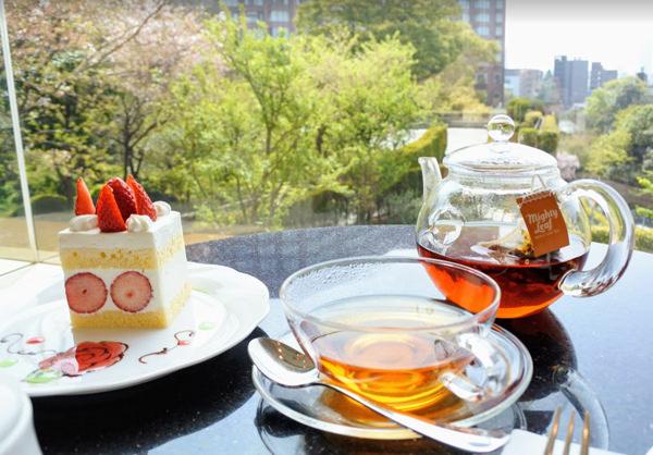 ホテル椿山荘東京 庭園の見どころ&ラウンジ「フォレスタ」口コミ