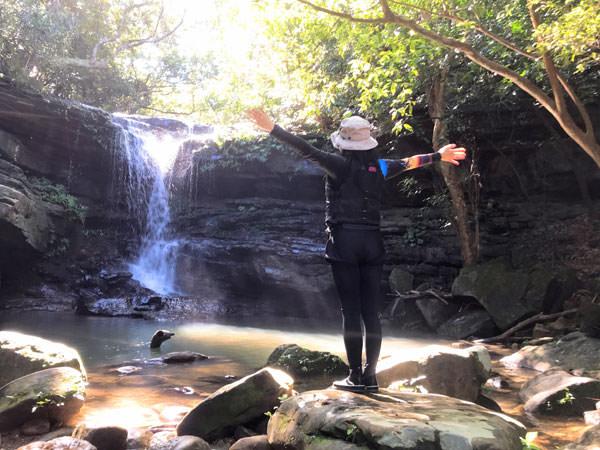 クーラの滝ツアー【西表島】カヤックとトレッキングを楽しんできた