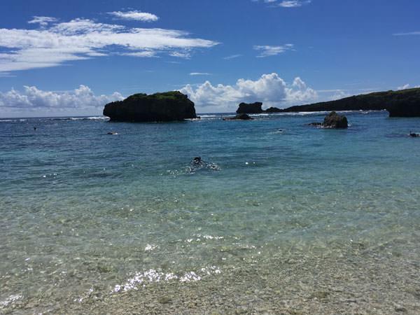 中の島ビーチ【下地島・宮古島】でシュノーケルしてきた!