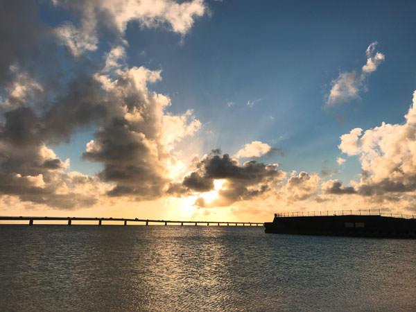 パイナガマビーチとみやこサンセットビーチ【宮古島】に行ってきた