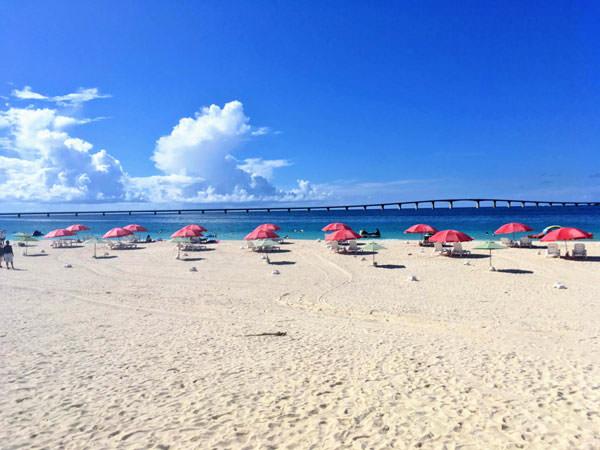 与那覇前浜ビーチ【宮古島】東洋一美しいビーチでマリンレジャーを楽しむ女子旅
