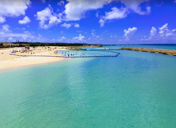 美々ビーチいとまん【沖縄】予想外に美しい穴場ビーチだったよ