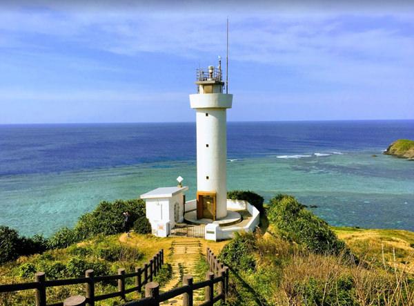 """石垣島の最北端""""恋する灯台""""「平久保埼灯台」に行ってきた"""