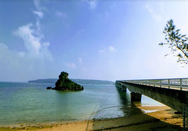 古宇利島【沖縄】ドライブ!恋の島を女子旅してきました