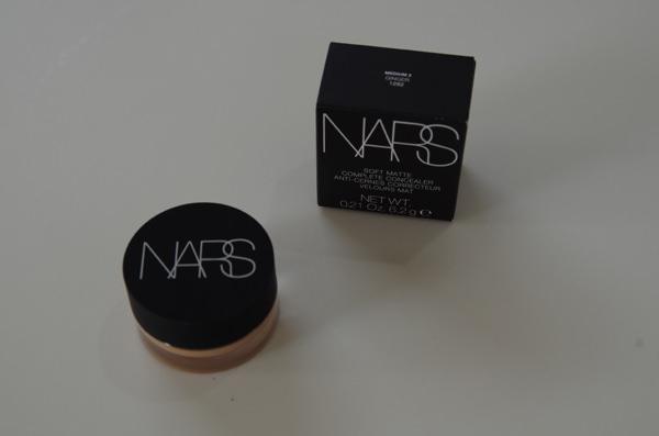 NARSソフトマットコンプリートコンシーラー【口コミ・評価】使い方も