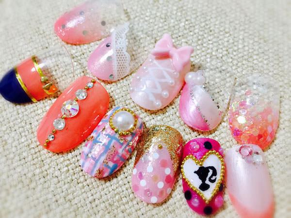 ピンクネイルの大人可愛いデザイン11選と簡単なやり方