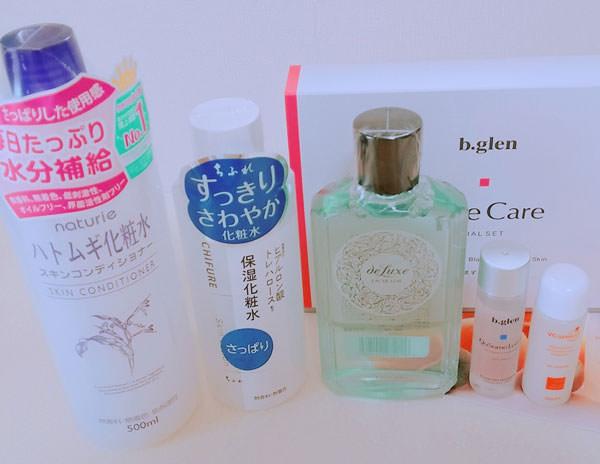 収れん化粧水【口コミ・使い方】毛穴への効果を5商品で検証