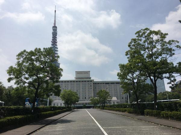 東京プリンスホテル「カフェ&バー タワービューテラス」アフタヌーンティー 口コミ