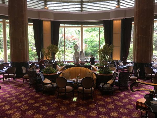 ウェスティンホテル東京「ザ・ラウンジ」クラシカルアフタヌーンティー 口コミ