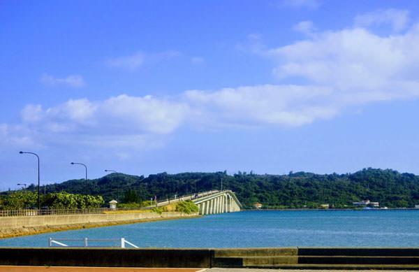 浜比嘉島へのアクセス