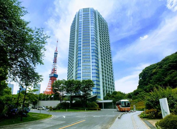 ザ・プリンス パークタワー東京「ロビーラウンジ」