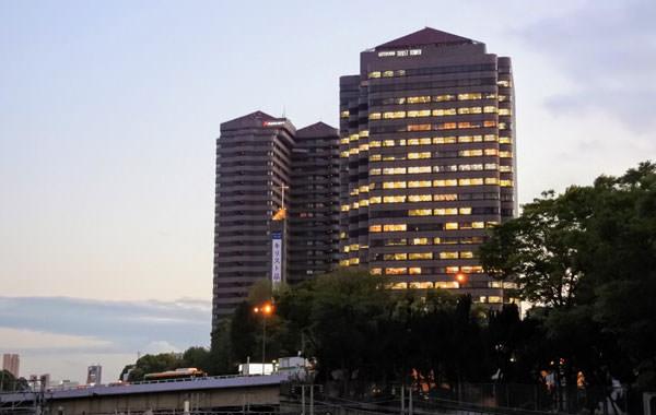 東京マリオットホテル ラウンジ&ダイニング Gへのアクセス