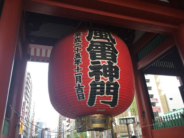 浅草観光「雷門・仲見世通り・浅草寺」楽しみ方を地元民が紹介