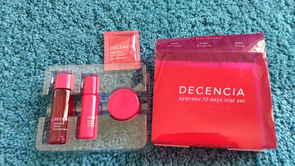 ディセンシア アヤナス 美容液/化粧水/クリームの口コミ