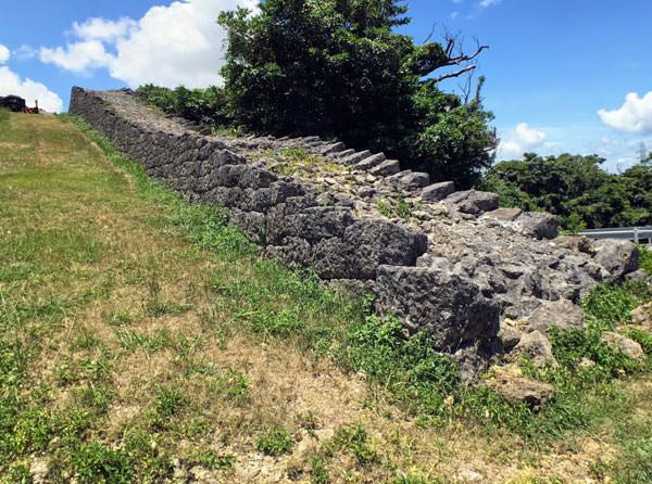 勝連城の歴史