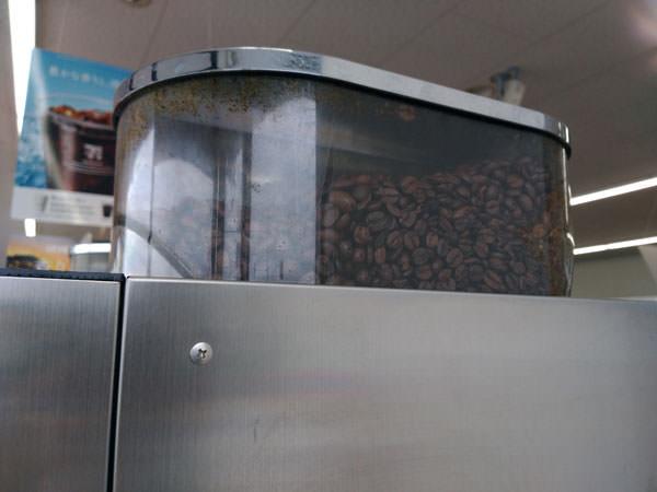 セブンイレブンのコーヒー豆