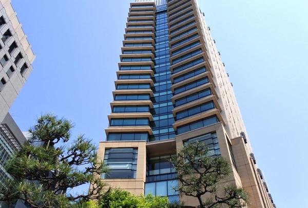 ザ・ペニンシュラ東京「ザ・ロビー」へのアクセス