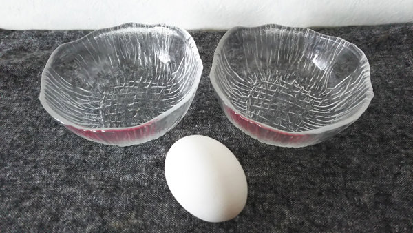 泡立てない卵白パック 用意するもの
