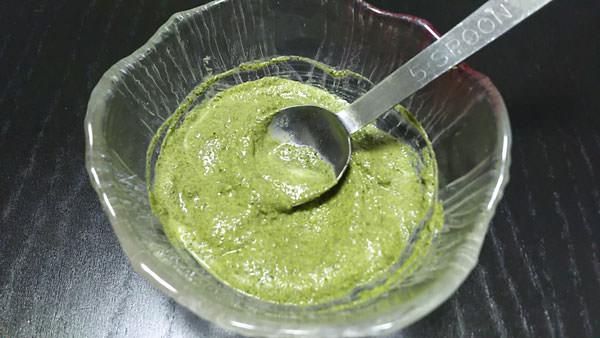 緑茶パックの作り方パターン3