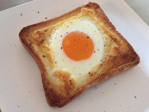 卵がメインのラピュタパン