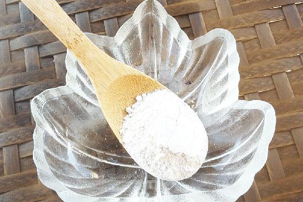 ホワイトクレイパックを作ってみます