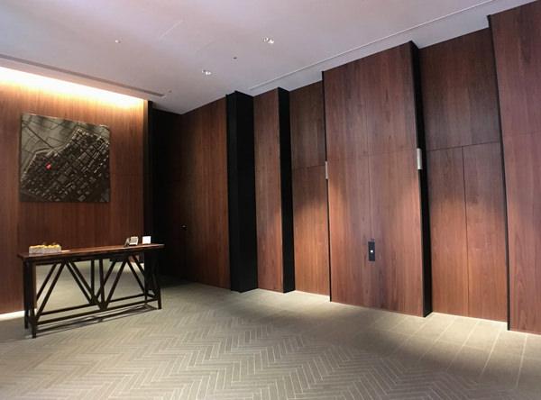 ハイアット セントリック 銀座 東京メインダイニングNAMIKI667の内装