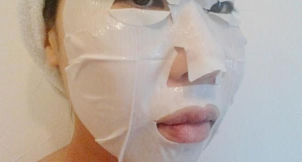 SAISEIシートマスクの使い方