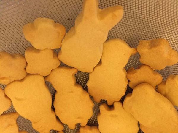 クッキー生地を作る