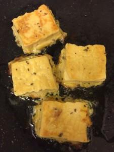 「高野豆腐のイタリアン風ピカタ」作り方