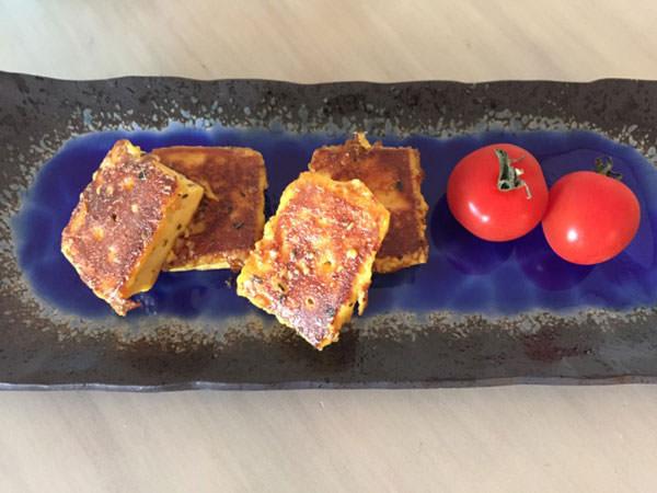 ダイエット料理レシピ3.高野豆腐のイタリアン風ピカタ