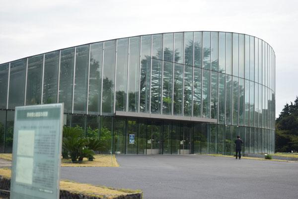 新宿御苑の大温室