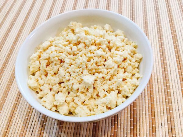 お米の代わりに♪本当のお米みたいな豆腐ライス