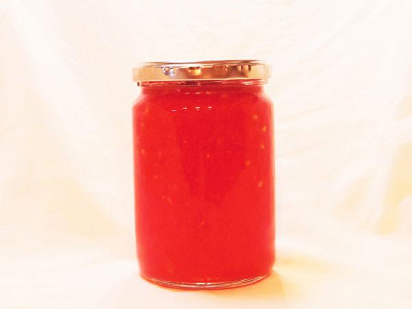 すりおろしタイプの酢トマトの作り方