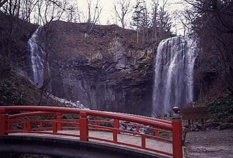 アシリベツの滝(北海道)