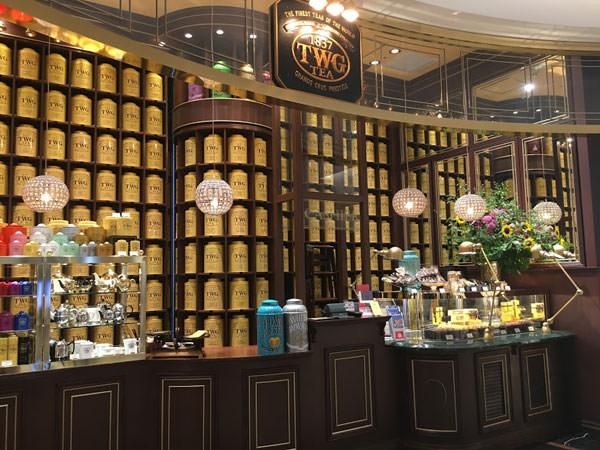 東急プラザ銀座TWG Tea