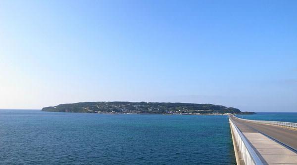 古宇利島(沖縄県 今帰仁村)