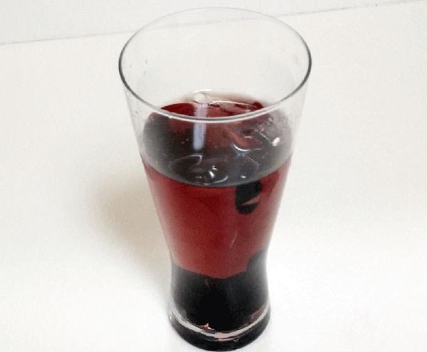 アイス黒豆茶