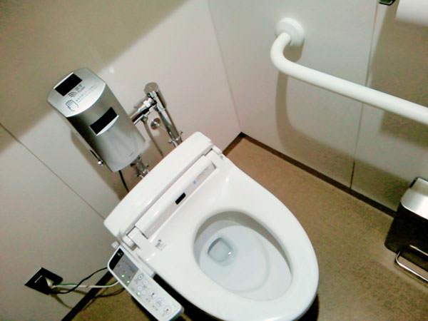 キレイモ錦糸町店のトイレ
