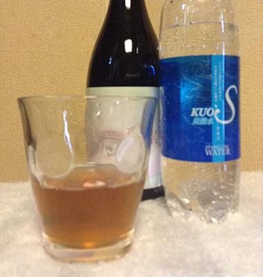 ピュアネス酵素+炭酸水