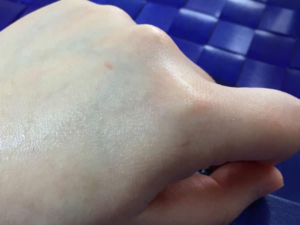 米肌「澄肌美白化粧水」の使用感