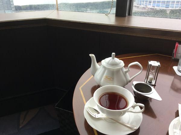 「ベイコートカフェ」のニルギリ