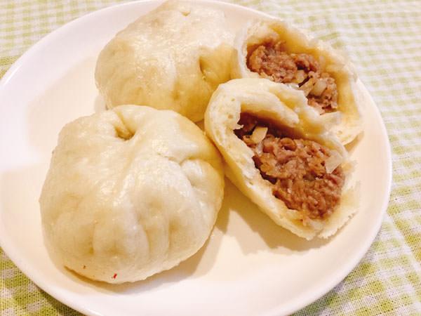 【551の肉まん】の再現レシピ
