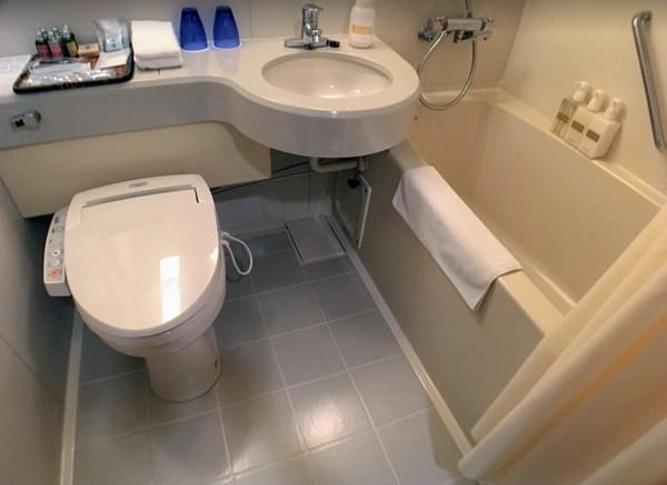 サイプレスリゾート久米島 バストイレ