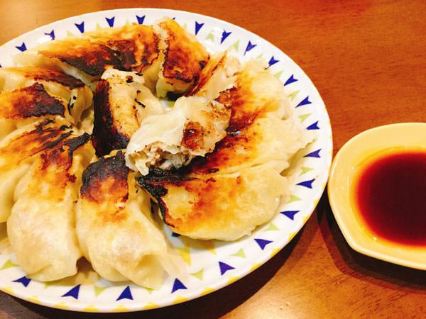 豆腐&きのこたっぷり!ふんわり優しいヘルシー餃子♪