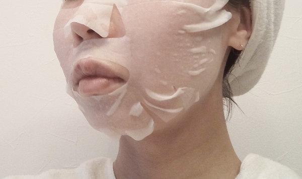 ハーバルオイル ゴールド+ローションマスク